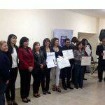 Licenciados en Kinesiología y Fisiatría recibieron sus Diplomas