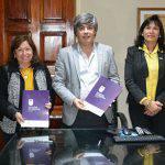 Acuerdo con el Instituto Josefina Contte para desarrollar pasantías de idioma y artes visuales