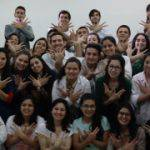 Curso de lengua de señas organizado por la Carrera de Licenciatura en Kinesiología y Fisiatría