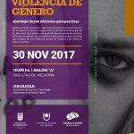 """Conferencia sobre """"Violencia de género, abordaje desde distintas perspectivas"""" en Medicina"""