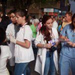 Amplia participación de la comunidad en el Día Mundial de la Diabetes