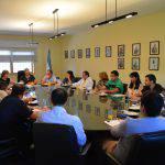 Primera Reunión de Consejo Directivo de la Facultad de Medicina